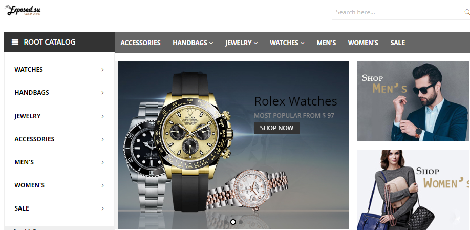 luxury replicas website uk